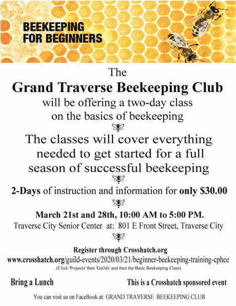 Beekeeping for Beginers